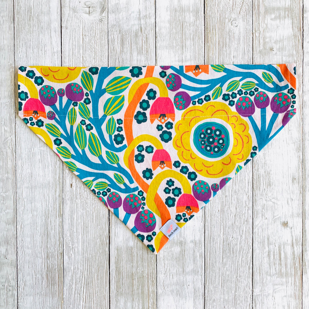 Summer Bloom Bandana