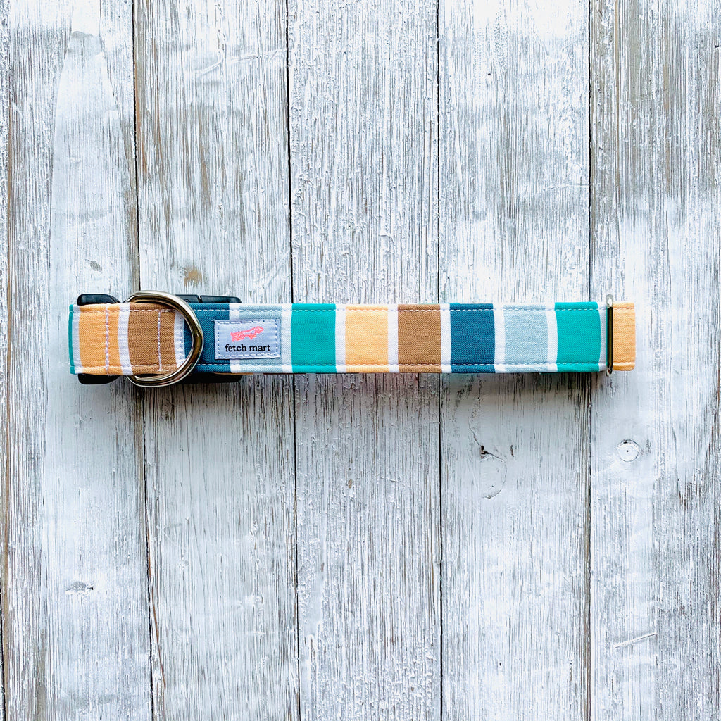Harvest Stripe Collar