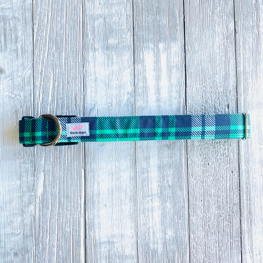 Irish Tartan Collar
