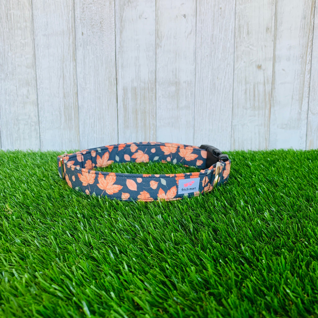Fall Leaves Collar
