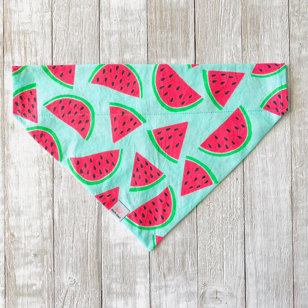 Watermelon Slices Bandana