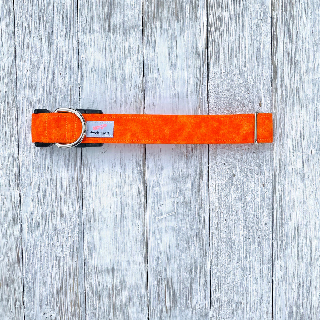 Orange Marmalade Collar