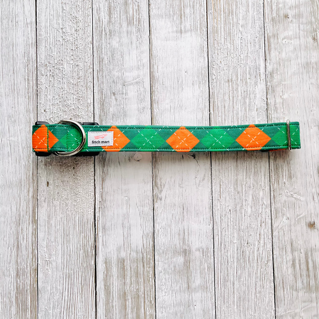 St. Paddy's Argyle Collar