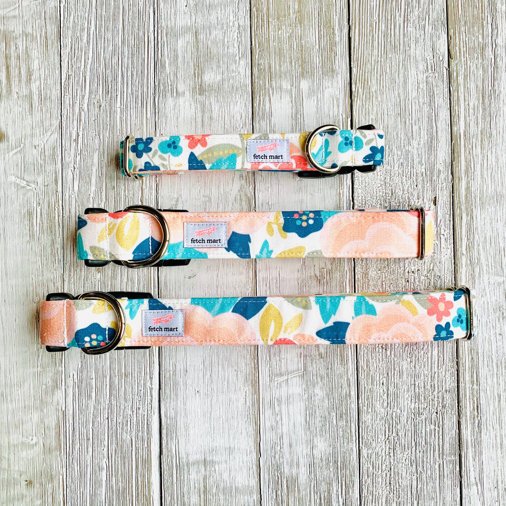 Avery Floral Collar