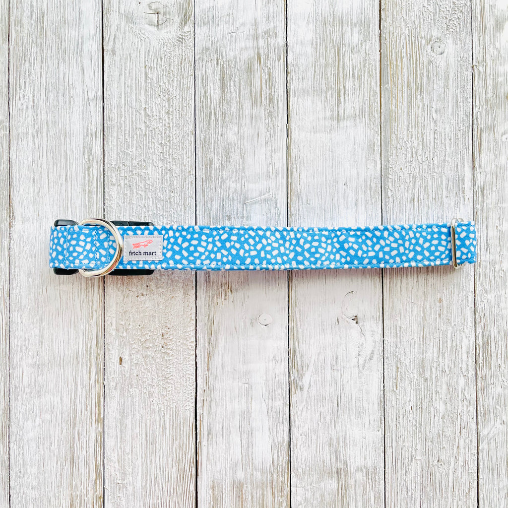 Cornflower Blue Collar