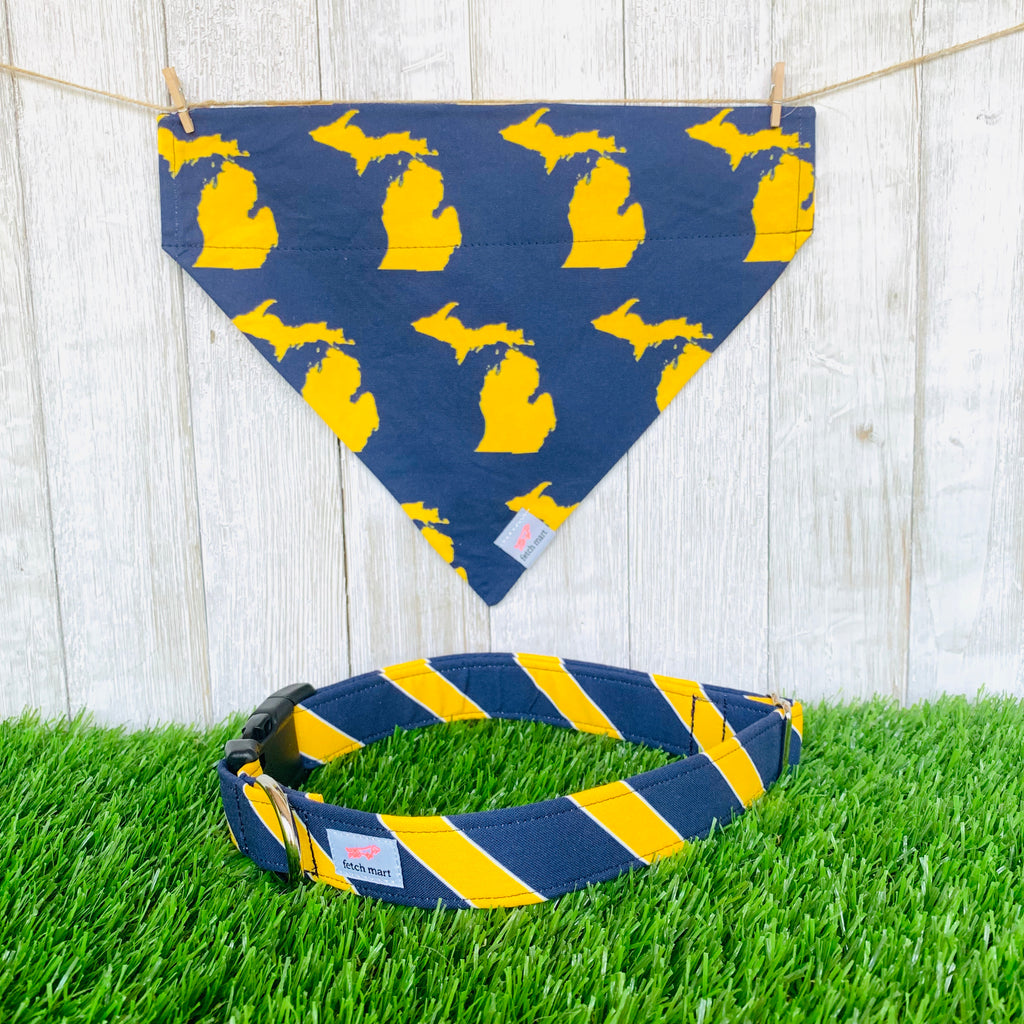 Michigan Bandana