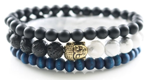 Mala Prayer Bead Bracelet For Men/Women