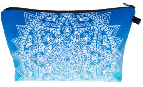 Cosmetic Pouch in Bright Colors