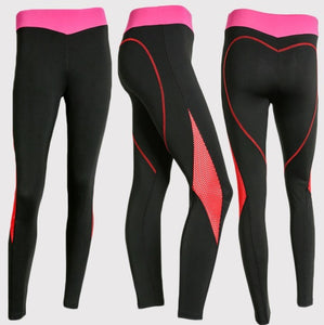 Hip-Hop Fitness Leggings