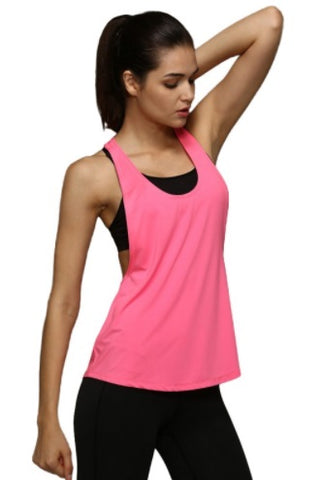 Workout Racerback Tank Top