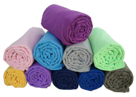 Microfiber Hot Yoga Towel Quick Drying