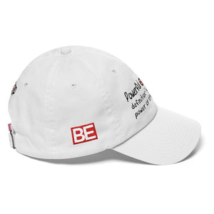BOP DEFINE POWERFUL DAD HAT