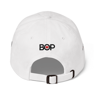 BE ONLY POSITIVE Dad hat