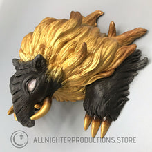 Baku Wall Mount - Black and Gold Set