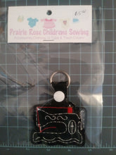 Sewing Machine Keychain