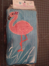 Vinyl Applique Hand Towel