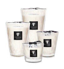 Baobab - White Pearls Candle - 16cm