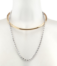 Demarson - Talitha Gold/Crystal Necklace