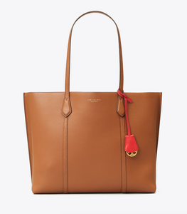 Tory Burch - Perry Triple Compartment Tote - Light Umber