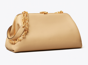 Tory Burch - The Cleo Bag - Dromedary