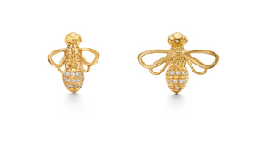 TSC - Busy Bee Earrings