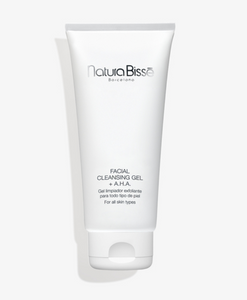 Natura Bisse - Facial Cleansing Gel + A.H.A.