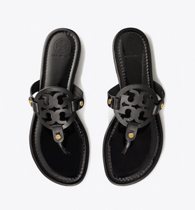 Tory Burch - Black Patent Miller