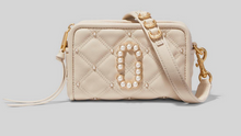 Marc Jacobs - The Quilted Softshot 17 - Oatmilk