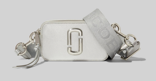 Marc Jacobs - The Snapshot DTM Metallic - Silver