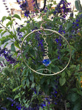 Wire Wrapped Garden Art