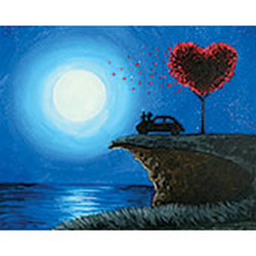 Paint Night Jan 31st - Lovers Lookout