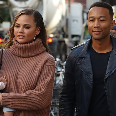 Chrissy Teigen's New Baby Boy