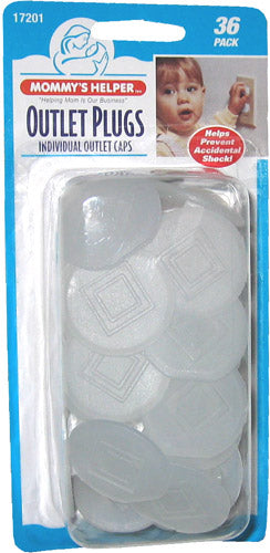 Mommy's Helper Outlet Plugs - 36pk