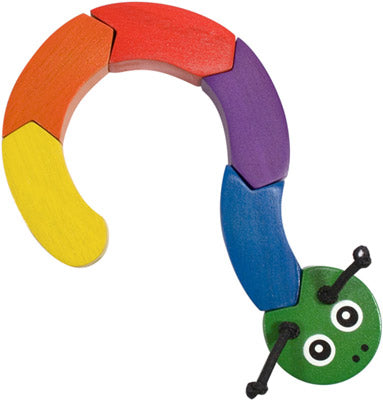 Grasping Toy - Caterpillar