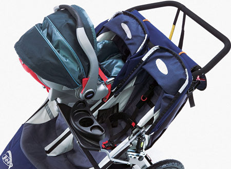 (Open Box) Infant Car Seat Adapter - Duallie-Graco C & C Connect