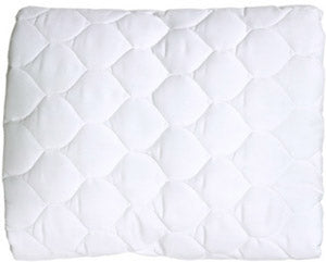 ABC Quilted Waterproof Mattress Pad - Mini Crib