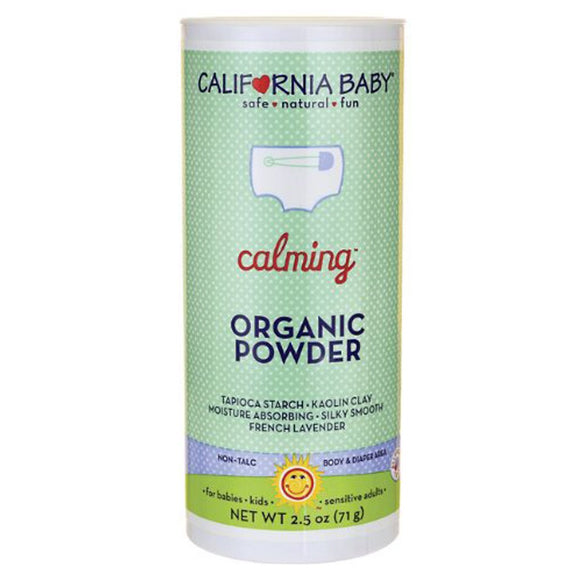 Calming Non-Talc Powder