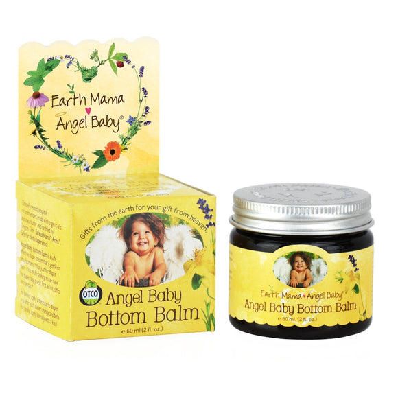 Angel Baby Bottom Balm - 2oz
