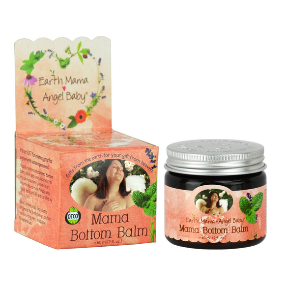 Earth Mama Bottom Balm - 2oz