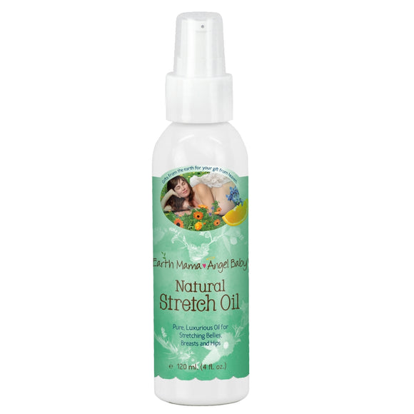 Natural Stretch Oil - 4oz