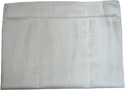 Chinese Prefold Diaper Single - Bleached - Infant