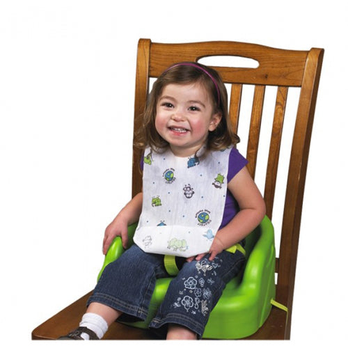 Clean & Green Disposable Bibs - 20 ct