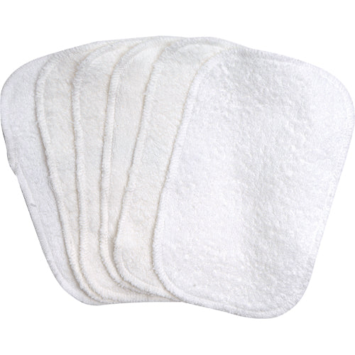 Organic Terry Baby Wipes - 6 pack