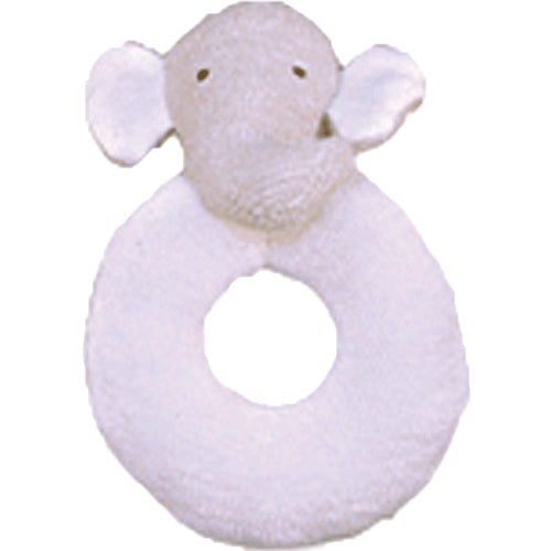 Organic Elephant Teething Ring