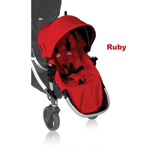 Baby Jogger City Select Second Seat Kit - Black Frame