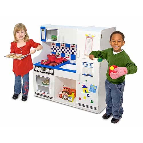 Melissa & Doug Deluxe Kitchen