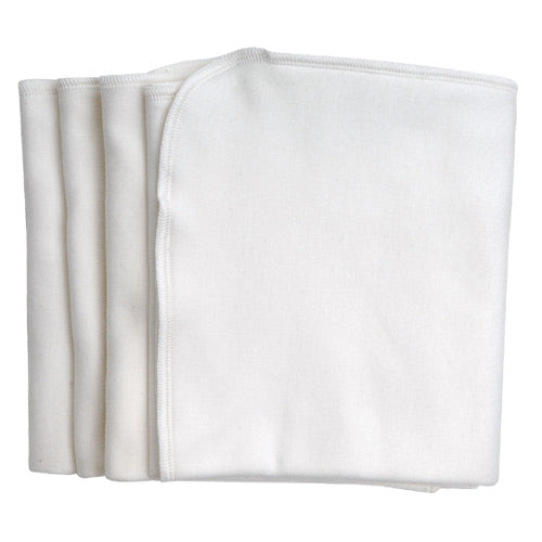 Organic Cotton Burp Cloths - 4 pack