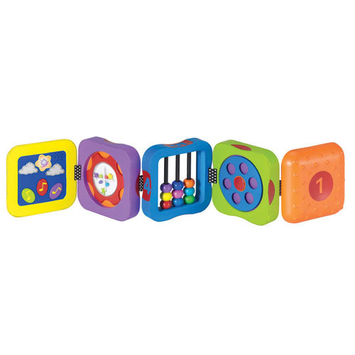 Manhattan Toy Whoozit Learn & Play Cube