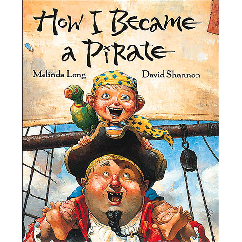 (Scratch & Dent) How I Became a Pirate