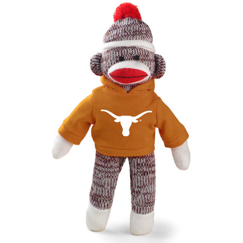 Team Spirit 8 Inch Sock Monkey